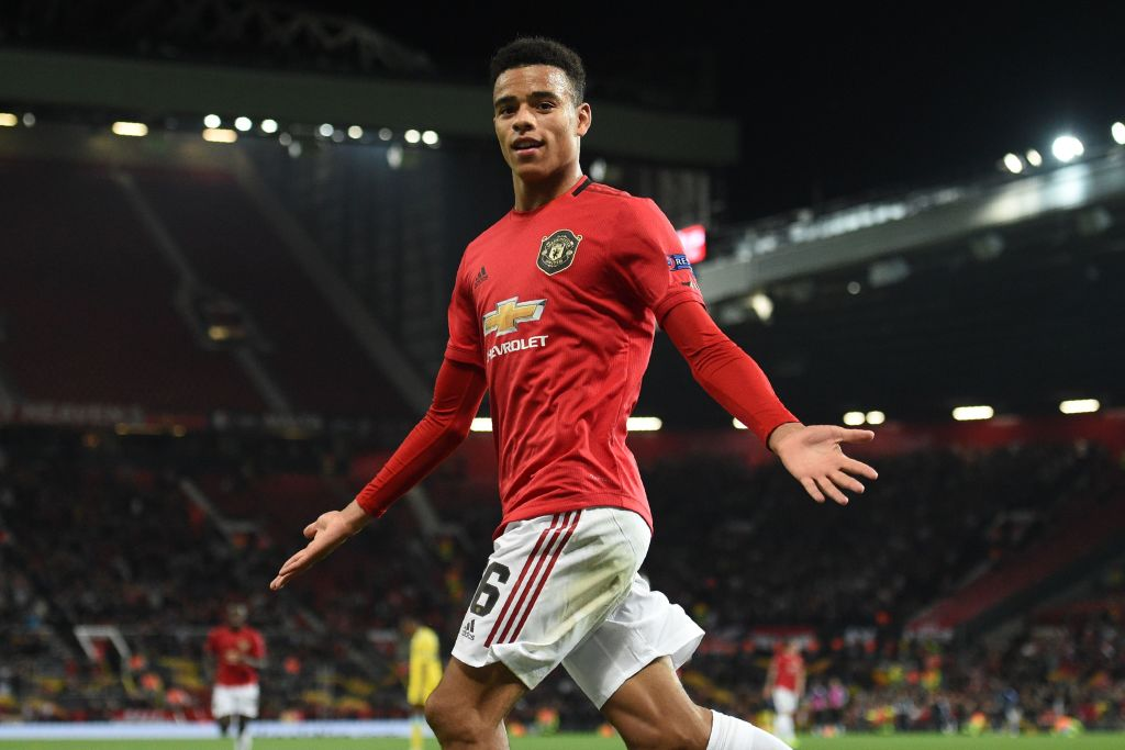 Mason Greenwood's first senior goal secured Manchester United victory against Astana in the Europa League.Report: https://bbc.in/2kDSgIx#bbcfootball #UEL #mufc