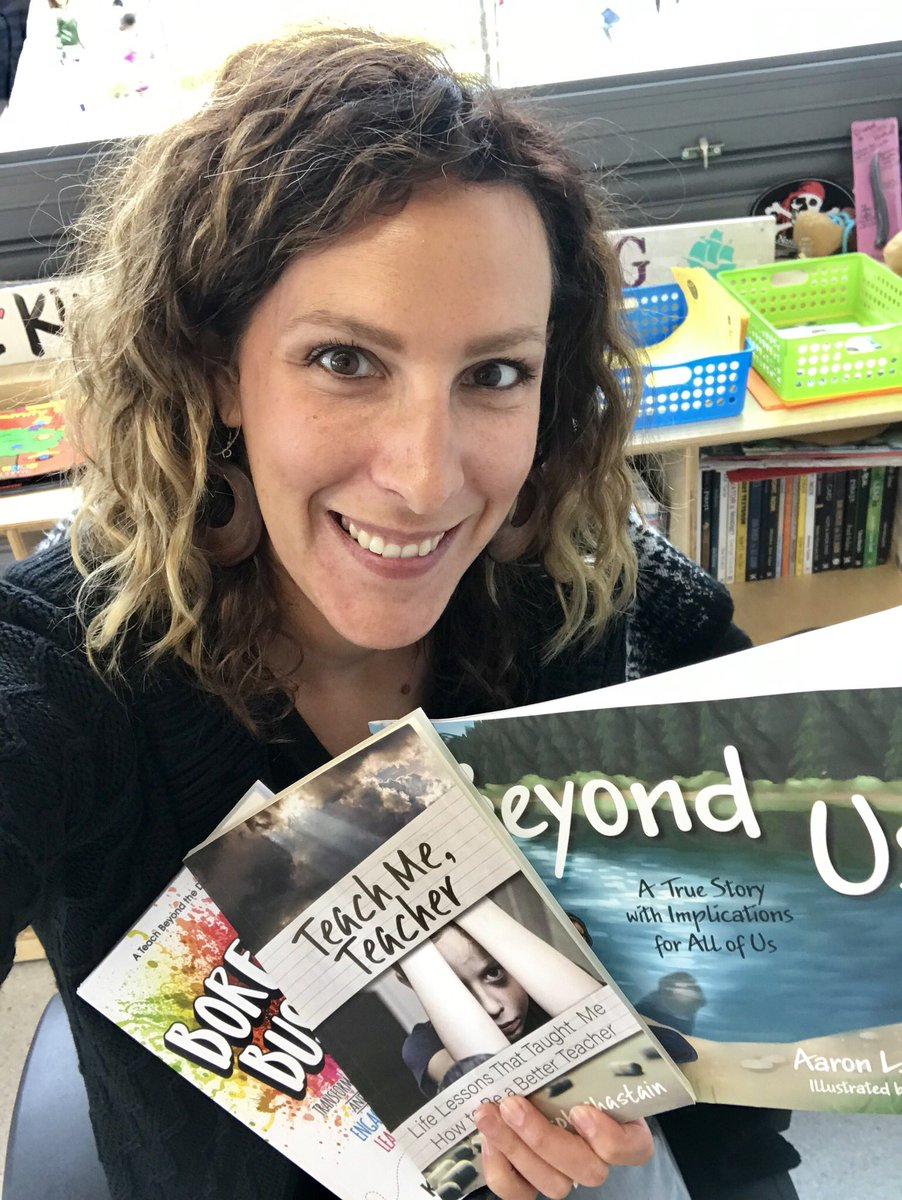 Excited to add #BordomBusters #TeachMeTeacher and #BeyondUs to my #dbcincbooks collection! 😍🏴‍☠️📚