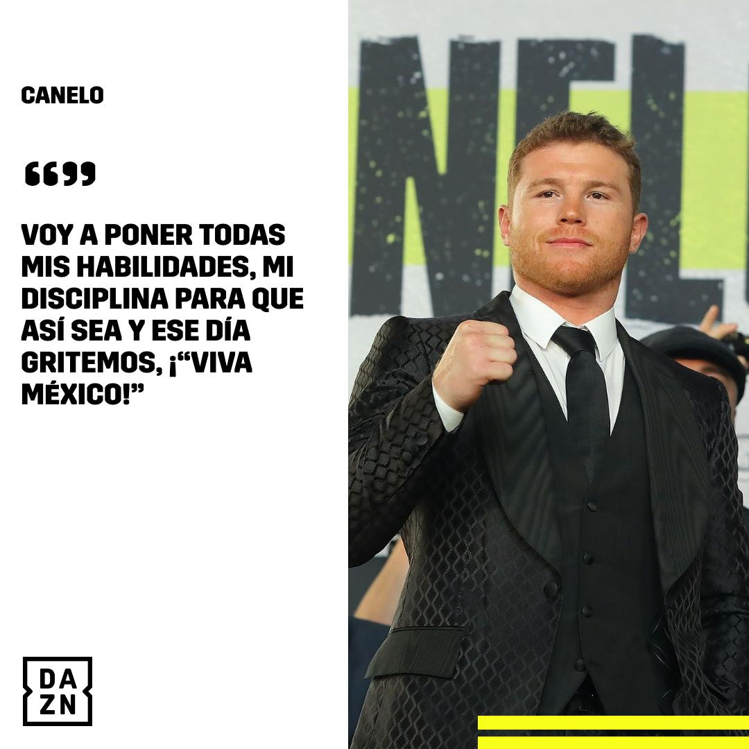 🗣🇲🇽 @Canelo  #HispanicHeritageMonth