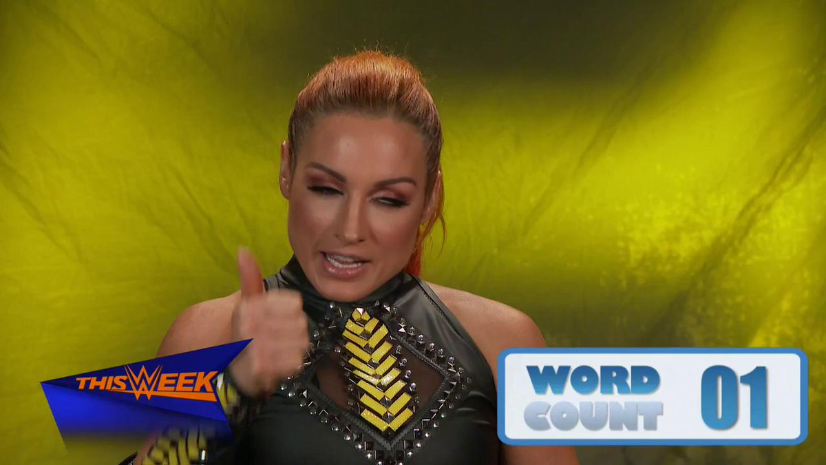 """Go behind the scenes as @BeckyLynchWWE, @WWERollins, #TheNewDay, @WWEApollo and @AliWWE compete as contestants on @FOXTV's new game show """"25 Words or Less""""!"""