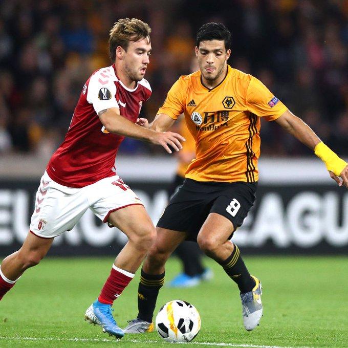 Jiménez, debut, Wolverhampton