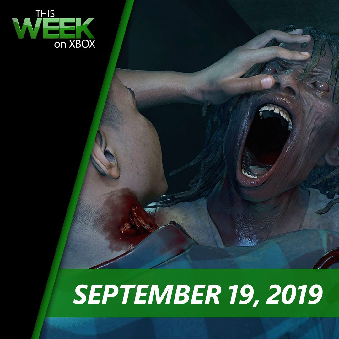 A lot can happen in 7 days… like A LOT.Tune in to This Week on Xbox: https://xbx.lv/2kqsQ0J