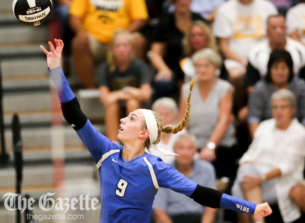 In 3A volleyball: #3 West Liberty def. #1 Tipton, 3-0. PHOTOS: thegazette.com/subject/sports… @CRGazetteSports @jtlinder #iahsvb