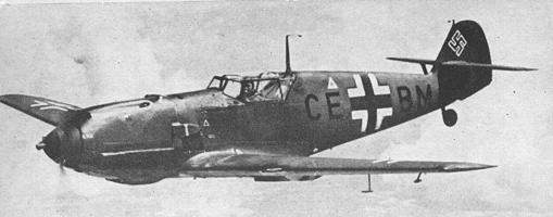 """20 Sept 1939: British Sergeant F. #Letchford records the first recorded Royal Air Force """"kill"""" of the Second World War when he shoots down a #Messerschmitt Bf 109 E–F in his Fairey Battle light bomber near #Aachen, #Germany. #WWII #WW2 #history #RAF #fridayreads <br>http://pic.twitter.com/NAGD11fS0K"""