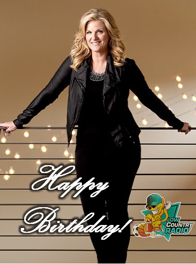 Happy Birthday Trisha Yearwood! Born on September 19th in Monticello, Georgia, USA.