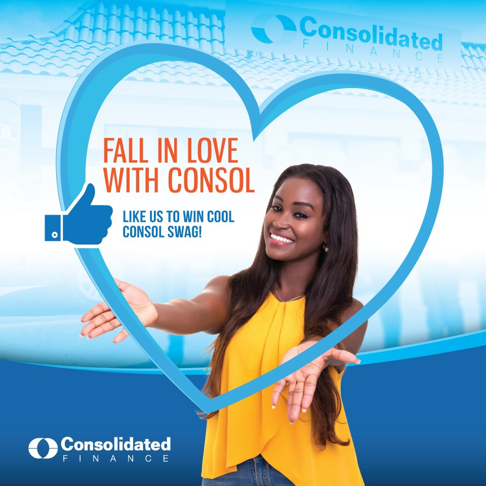 Like or Follow us on Facebook, Instagram, Twitter and LinkedIn for your chance to win Consol gifts!Winners will be randomly selected.#consolidatedfinance #fullyloaded #weputyouinthedriversseat #loansforanything