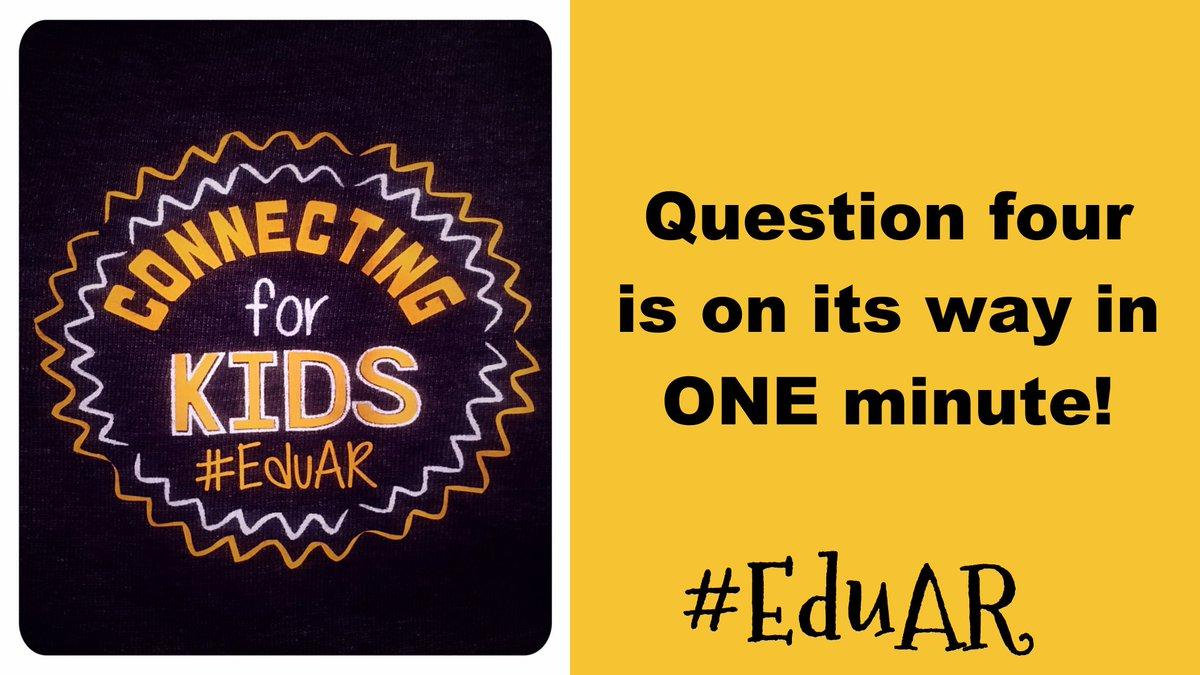 Coming up next...Q4! @Lindsey_Bohler #EduAR