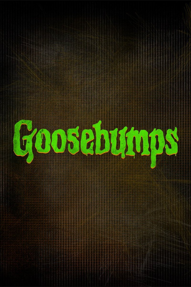 Welp, I discovered Goosebumps is on Netflix. Ill never leave the tv now. I read every book over and over as a kid God I miss my childhood! 🏳️🌈🌈💯✔💖💖💖 #Goosebumps #rlstine #ChildhoodMemories #ThankfulThursday
