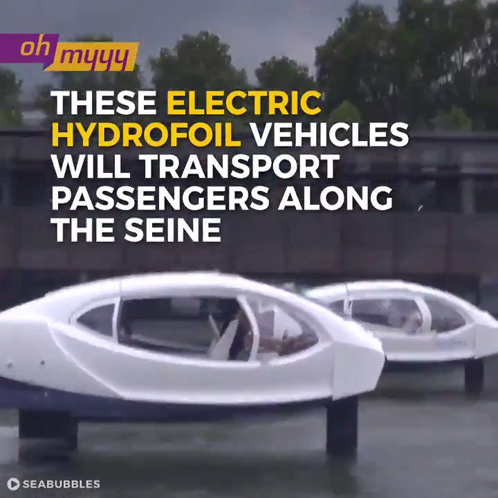 What an ingenious innovation. Would you like to see these come to a city near you?