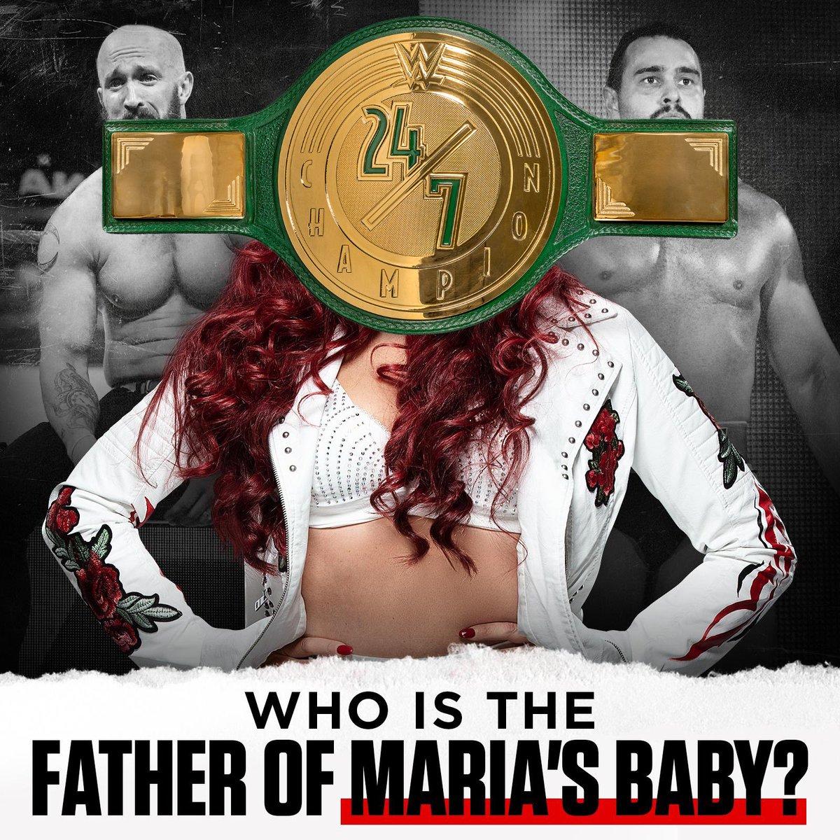 Well, if she looked like this....#WWE @WWE #Maverick247 https://twitter.com/WWE/status/1174820523714523138…