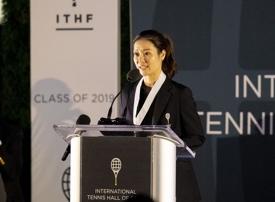 Five years after Li Na's retirement, Chinese tennis rallies forward http://xhne.ws/scqc7