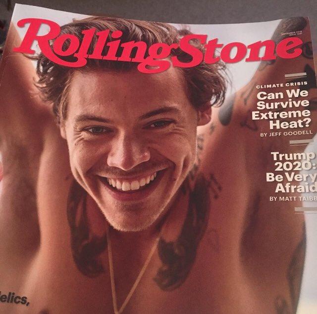 @Harry_Styles @RollingStone  #rollingstones #magazine #harrystyles #harrystylespics #harrystylesnews #harrystyleslive #harrystyles1d #harrystylesfacts #harrystylessmile #bestteacherever #bestteacher #schoolpic.twitter.com/CyZByB4Gqq