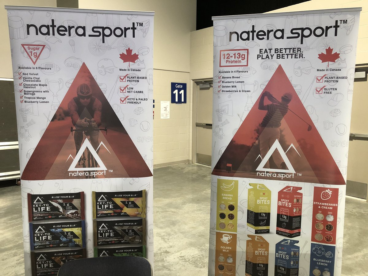 Want to meet Team Canada athletes Christian Del Bianco, Eli McLaughlin and Bryan Cole? Come to the @nateralife table at the LEC (section L) at 6:30! https://t.co/4tGRu8PSlg