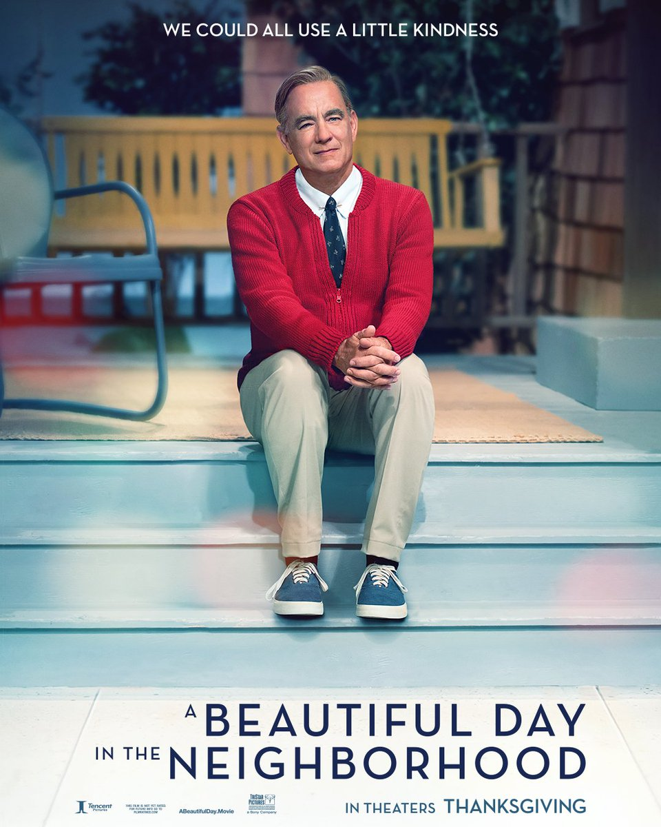 This Thanksgiving, we could all use a little kindness. @ABeautifulDay 11.22.19