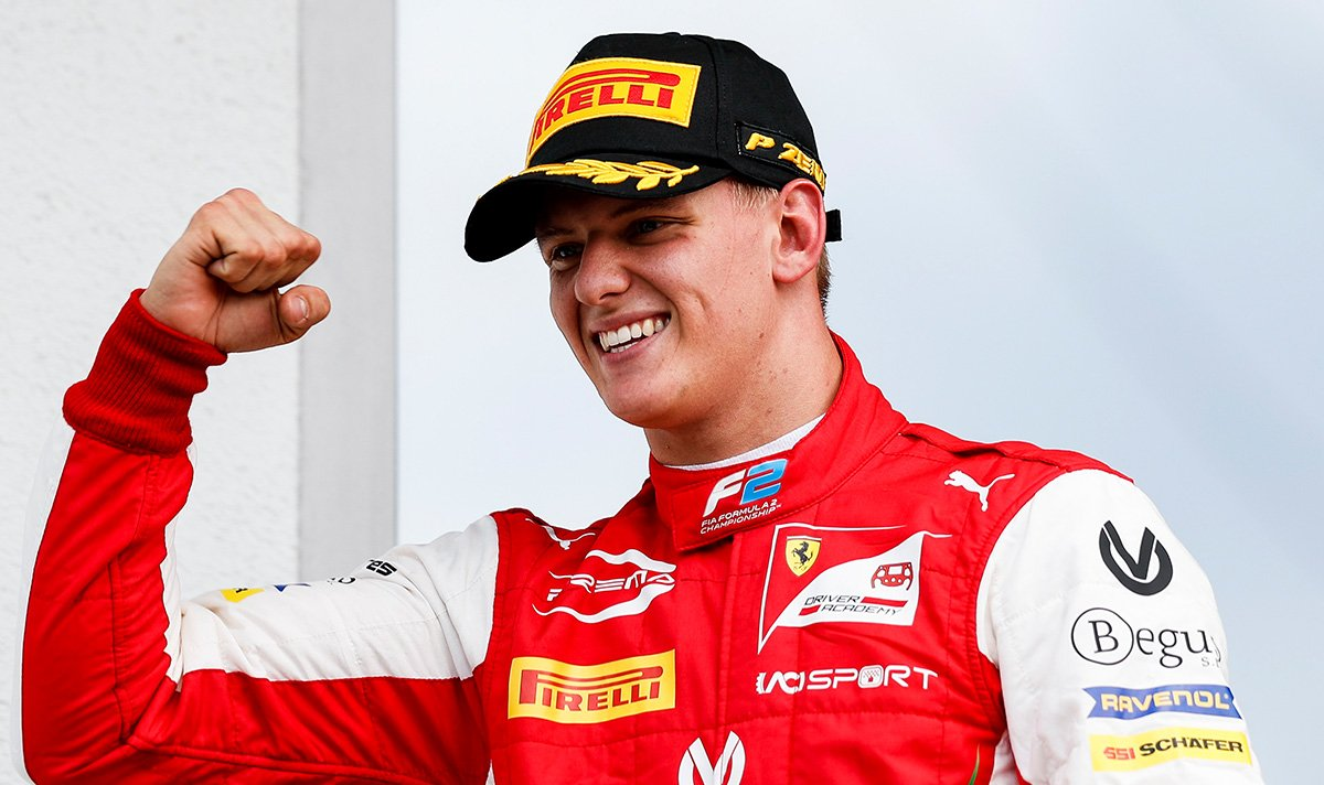 Michael Schumacher latest: Racing star makes shock confession on F1 legend son's future express.co.uk/news/world/118…
