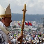 Image for the Tweet beginning: As tensions over Amazon Synod