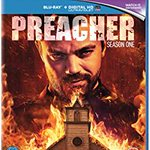Image for the Tweet beginning: Preacher Season 1 blu ray