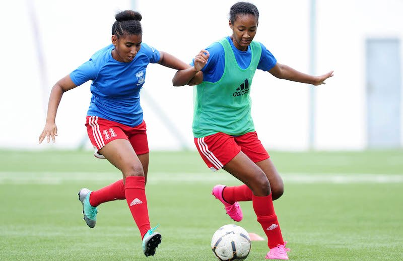 The 2019 COSAFA Women's Under-17 Championship gets under way on Friday at the St. François Xavier Stadium in Port Louis, #Mauritius 🇲🇺. Here is how you can follow the action! http://bit.ly/2ms5J6R
