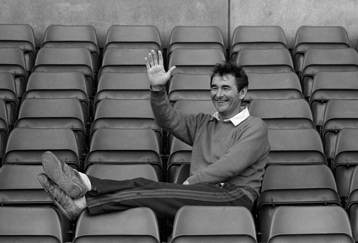 """""""I wouldn't say I was the best manager in the business. But I was in the top one."""" Remembering the great Brian Clough, who passed away #OnThisDay 15 years ago."""
