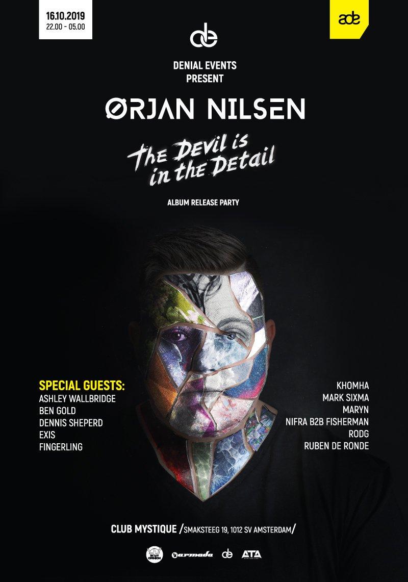 Orjan Nilsen & Fingerling – 1 Like You ile ilgili görsel sonucu