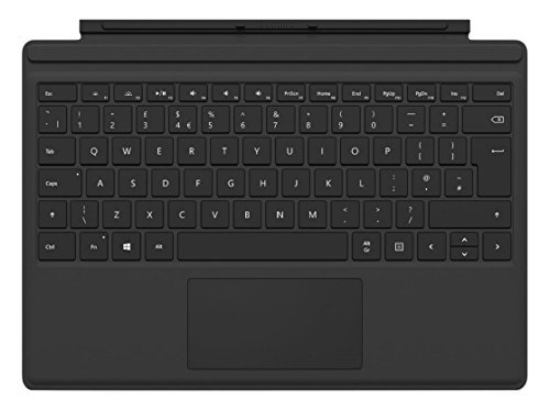 Microsoft Surface Pro 4 Type UK Layout Keyboard - Black | #Save 25%! for only...