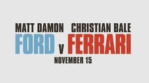 Ford V Ferrari Watch Online Fordvferarrimov Twitter