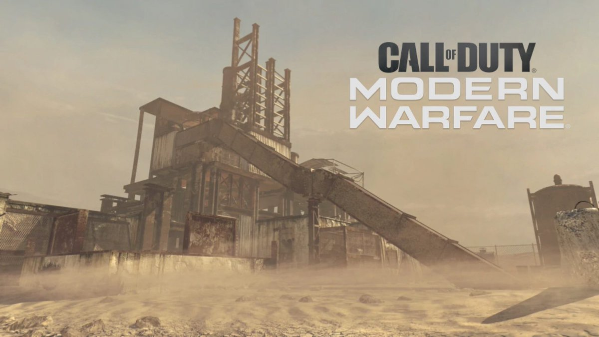 Leaks suggest Rust will be returning to Call of Duty #ModernWarfare   <br>http://pic.twitter.com/rsuQC22eRE