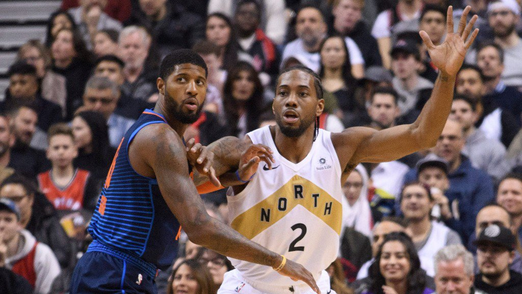 "Clippers' Doc Rivers: ""Kawhi Leonard Told Us He Wouldn't Sign If We Didn't Land Paul George"" fadeawayworld.net/2019/09/19/cli…"