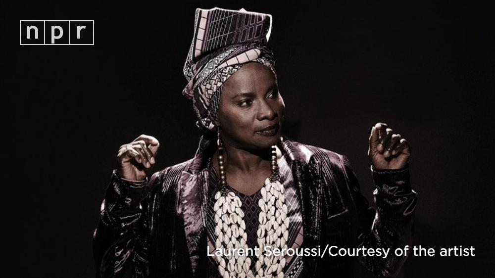 Celia Cruz always embraced her – and salsa's – African roots, and in turn, West African musician Angélique Kidjo embraced Cruz. https://n.pr/2ACrILP