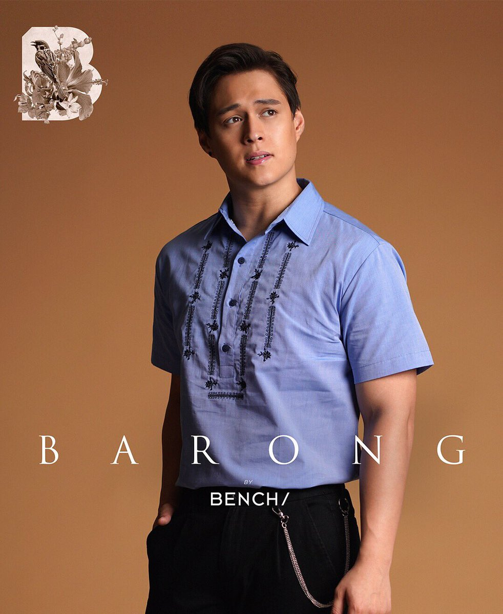 #BENCHxKatutuboPH Barong—vintage with a hint of contemporary style (PH FLAG) @benchtm @BCbench More of this at the Katutubo Pop Up Market happening today until Sunday (Sept22) at The Playground, BENCH/ Tower in BGC from 11AM-8PM 🙌 #WearYourCulture #LiveLocalLoveLocal
