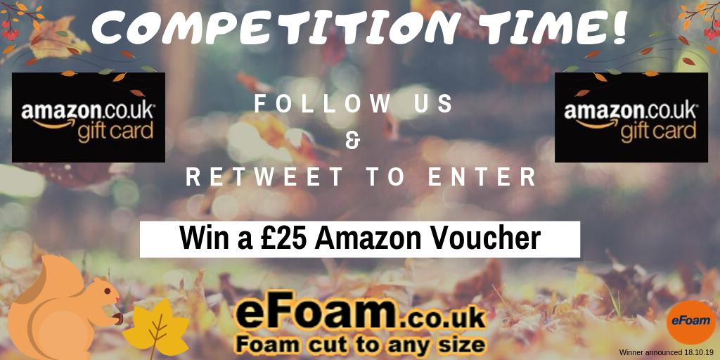 We have an amazing Autumn giveaway for you all  Simply #Follow us & #Retweet to enter, share with your friends too! #FreebieFriday #freebies #Competition #giveaway #FridayMotivation  #FridayFeeling #prize #entertowin #win #goodies #AmazonGiveaway #autumn<br>http://pic.twitter.com/uqt7DZhv4A