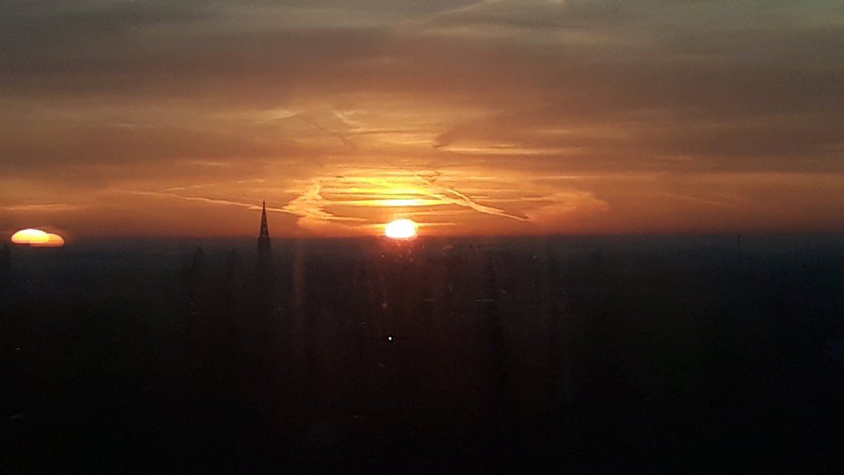 #UKM #Sonnenaufgang