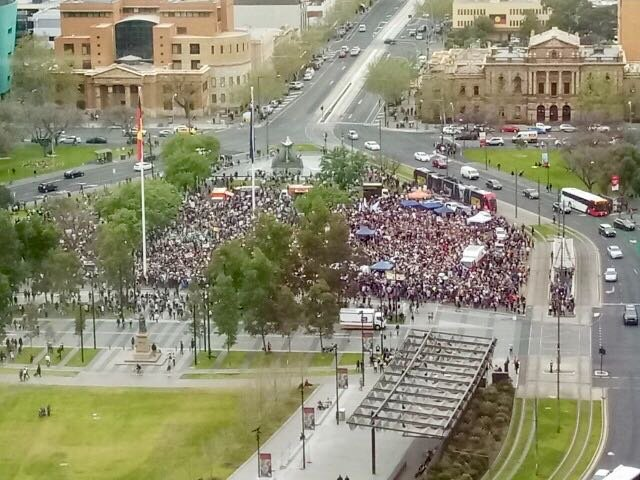 Climate Strike Adelaide!