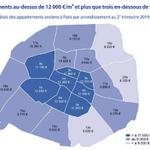Image for the Tweet beginning: Prix de l' #immobilier à