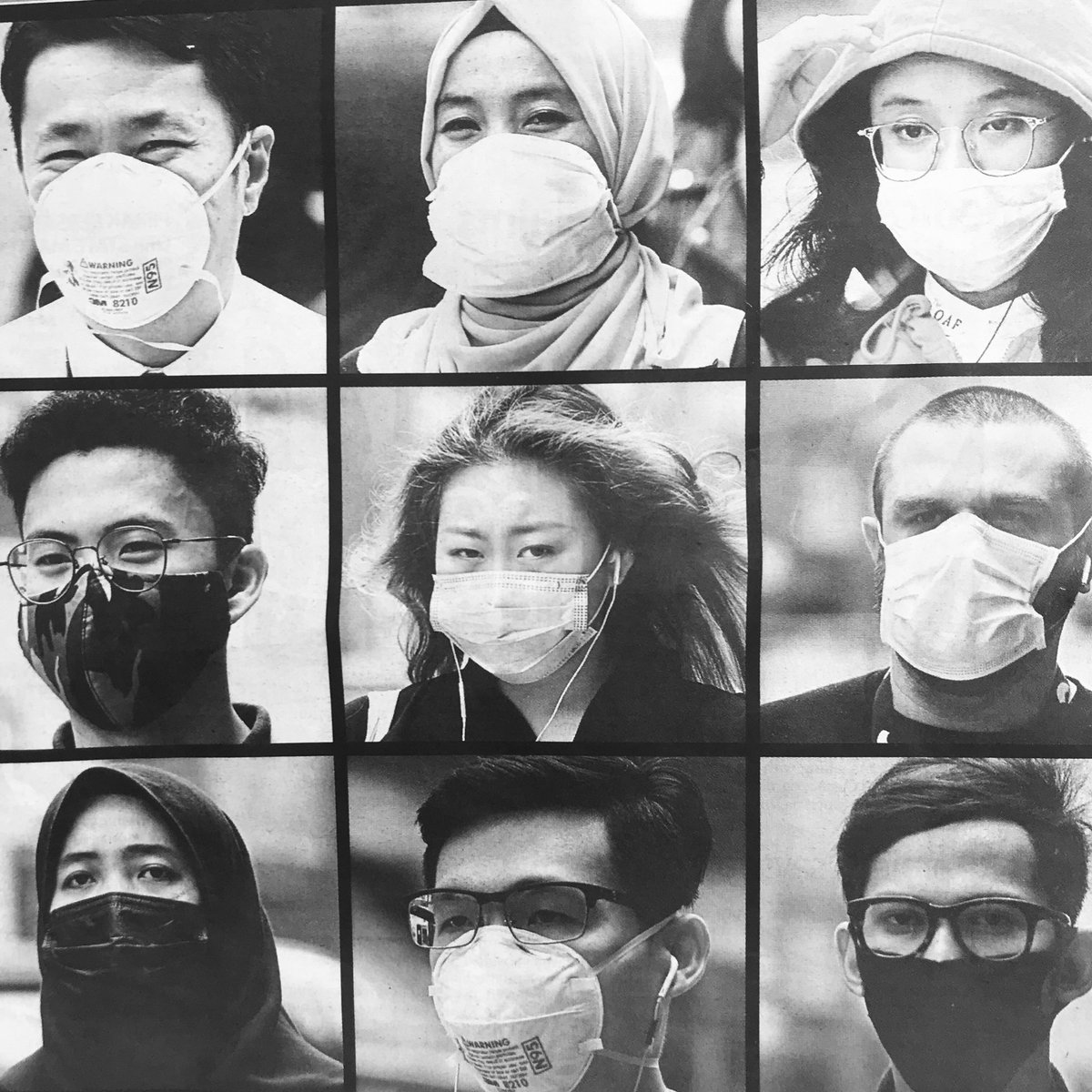 What's your style, #kualalumpur ?  Does #Singapore have different fashion? #malaysia #hazemalaysia #haze #Singapore #hazesingapore https://t.co/PeMx6fWRKv