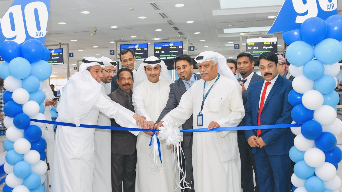 Thank you #Kuwait for the warm welcome. 🙌🏻🙏🏻We were truly overwhelmed with the hospitality we received to mark the commencement of our first daily direct flight from #Kannur to #Kuwait.