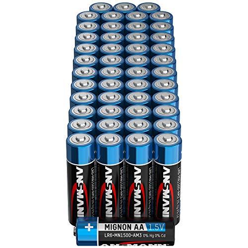 ansmann batterien
