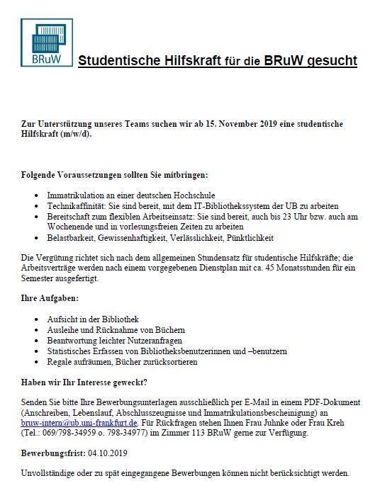 Goethe Universitat Dialogorientiertes Serviceverfahren Dosv 0