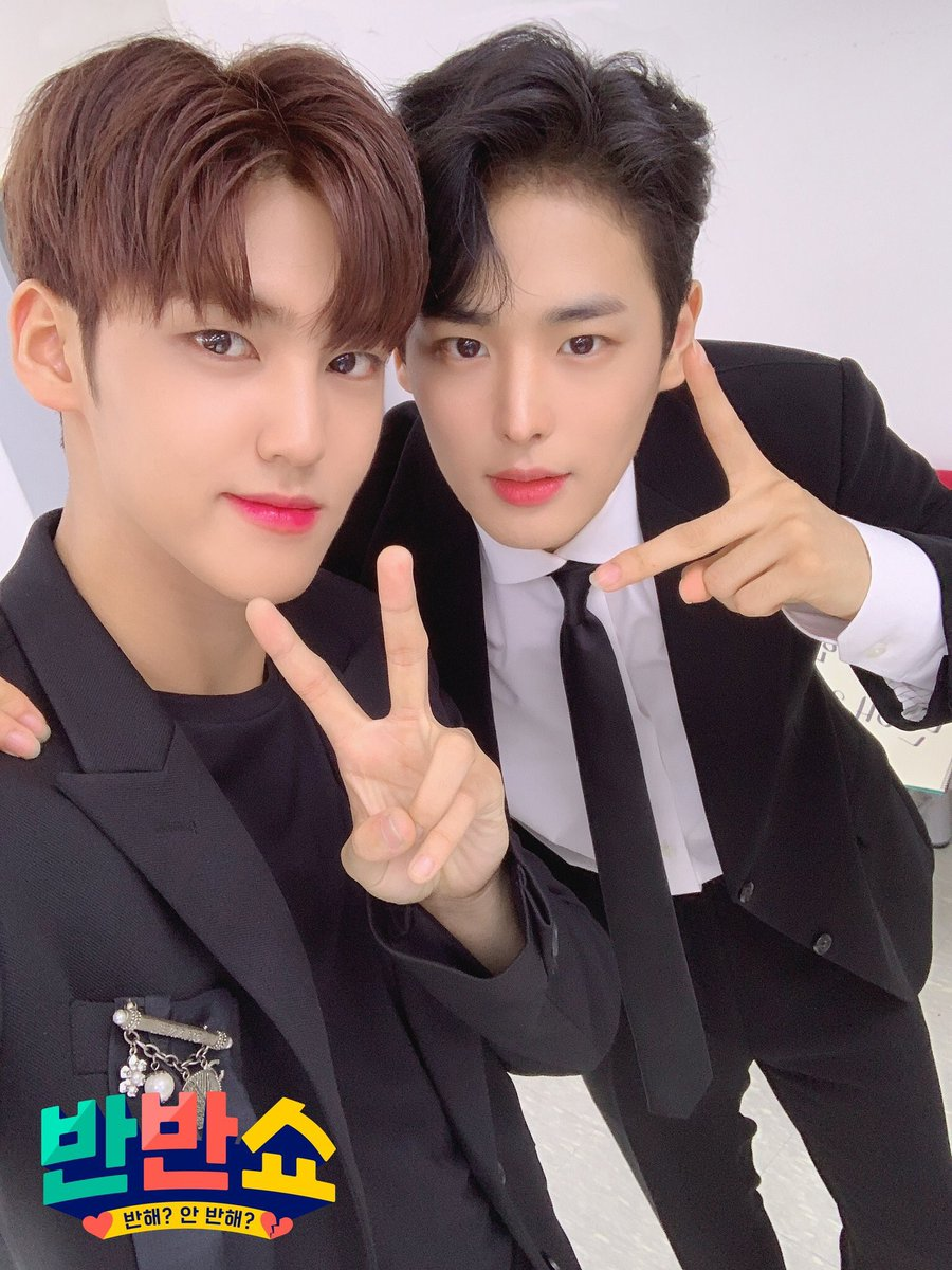 mc yuvin and byungchan they look so handsome!!!! <br>http://pic.twitter.com/xdTfm6kwy6