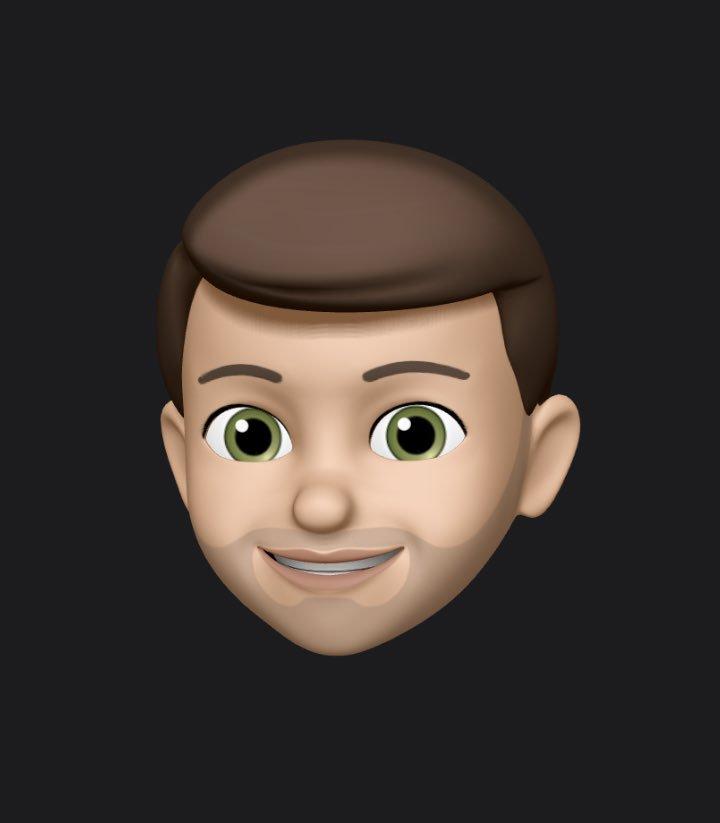 Анимация лица на айфон