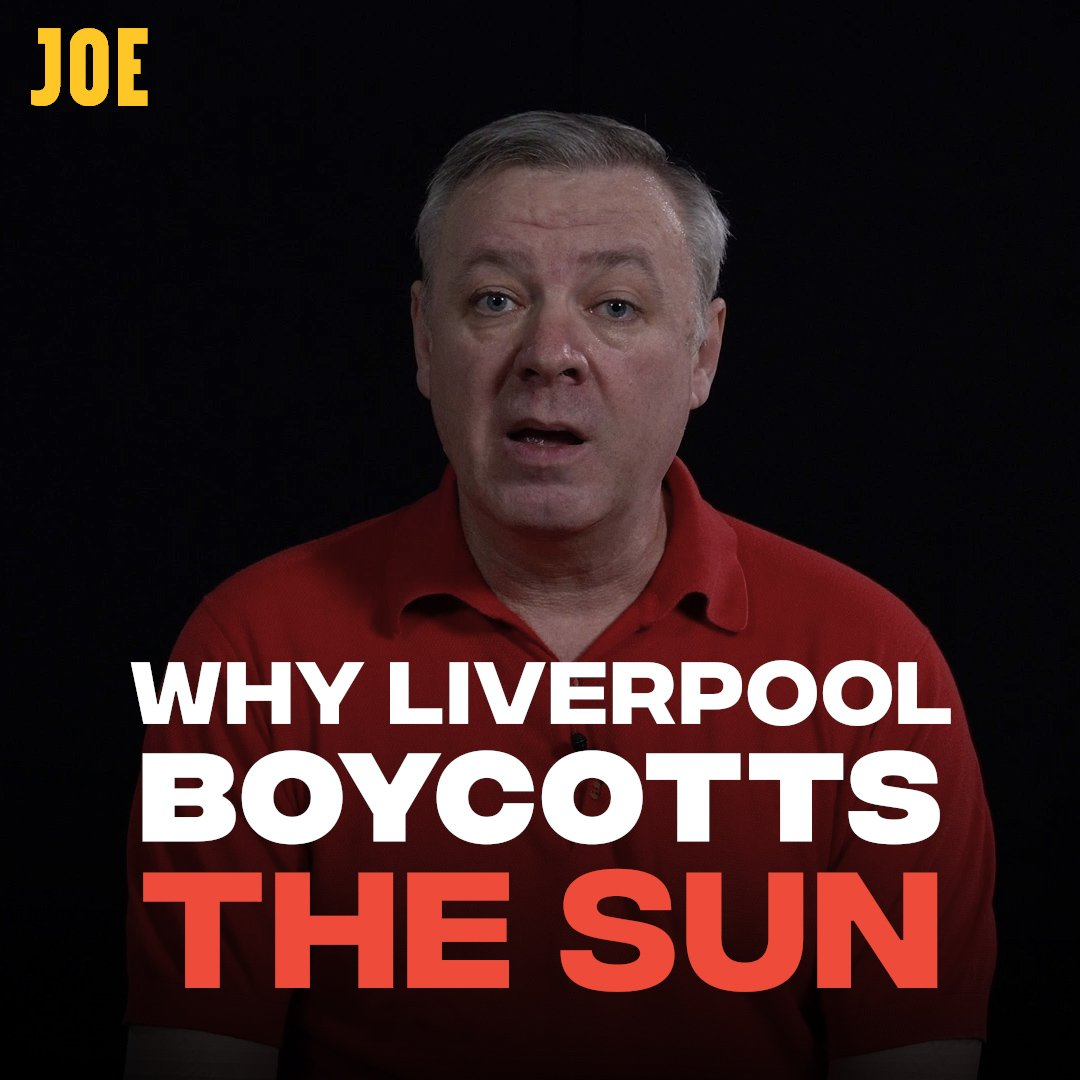 """""""The Sun could be a fantastic paper for doing good. It could campaign for the NHS…it could be the voice of the British working class.""""""""It chooses not to.""""Sports writer and Hillsborough campaigner Tony Evans explains Liverpool's boycott of The Sun."""