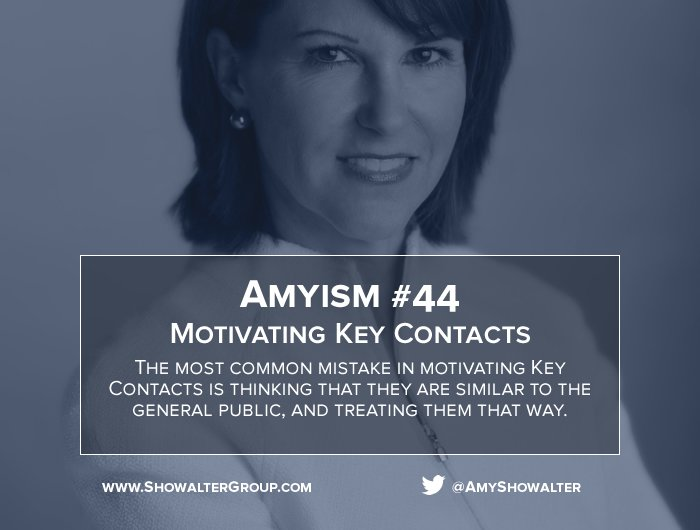 test Twitter Media - Amyism #44: Motivating Key Contacts https://t.co/z4nXbv1hWe