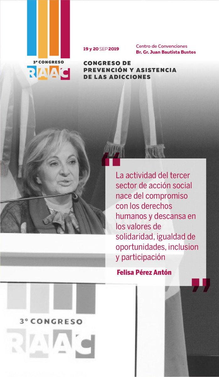 test Twitter Media - 👏👏La presidenta de #ABD Felisa Pérez participó como ponente en el congreso más importante de Argentina sobre prevención y asistencia de adicciones, III #CongresoRACC  🌎 Organizado por el @gobdecordoba en colaboración con @minsaludcba @SaludyDSocialAr   https://t.co/v5LNiRf36y https://t.co/YKE0329gMU