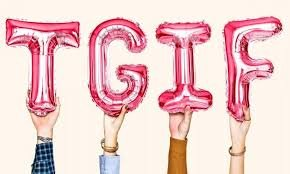 FriYay!  Celebrate seemingly little successes  The journey is just as important as the destination  Thank God for this week Celebrate your wins  You might not have won the jackpot, but at least, this week is ending with your health, joy or life!  Be Thankful  Celebrate  #Friday<br>http://pic.twitter.com/nqyy0k7w2z