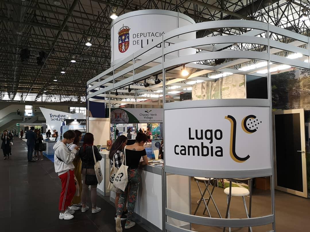 ¡Buenos días! A partir de las 10 te esperamos en  @Termatalia. Acércate a conocer la provincia de #Lugo y su oferta termal. 📝https://bit.ly/2kvHx2K #LugoCambia #turismo #termalismo #turismotermal