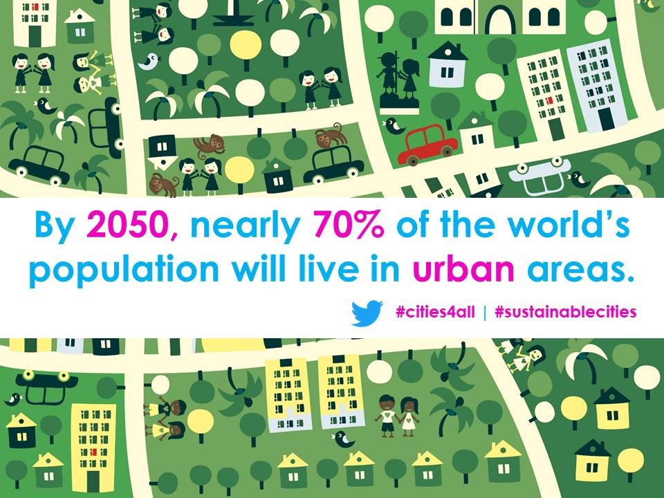 Urban sprawl 🏗️🌆contributes to the extinction risk of 1 million species🐳🌲, harming human development. What can cities do to stem the tide?  Read the #SaoPauloStatement: http://wrld.bg/7N2n50weUmS #SustainableCities #Cities4All cc @prefsp @cidsustentaveis @theGEF