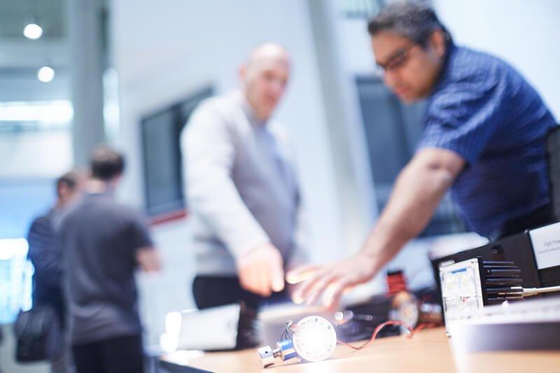 Unser #Technologietag am 10.10.2019 bietet wieder ein volles Programm 🤓 zu aktuellen Themen der #Licht- und #Leuchtentechnik 💡