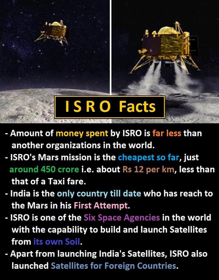 """Feel Proud to be an """" Indian """" 🇮🇳😍#isro #isromissions #chandrayaan2 #chandrayaan2themoon #invention #technology #indian #indiamakeshistory"""