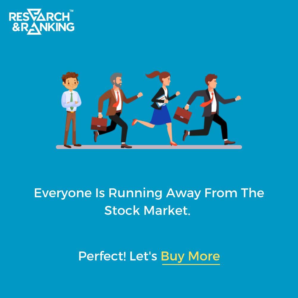 Be fearful when others are greedy and greedy when others are fearful. Know more: https://bit.ly/2NsY5o2#YesIAmAnInformedInvestor #BeFearful #BeGreedy #FantasticFriday #InvestmentGoals #FinancialAdvisor #WisdomWednesday #WealthCreation #Stocks #Equity