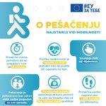 Image for the Tweet beginning: Počela je Evropska nedelja mobilnosti.